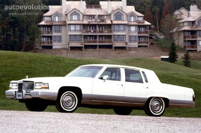 Cadillac Brougham 1992 1993 1994 1995 1996