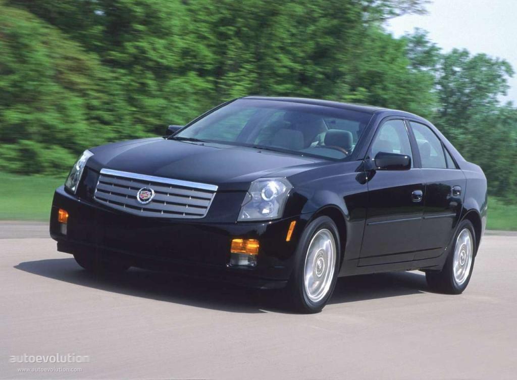Cadillac cts specs 2002 2003 2004 2005 2006 2007 autoevolution
