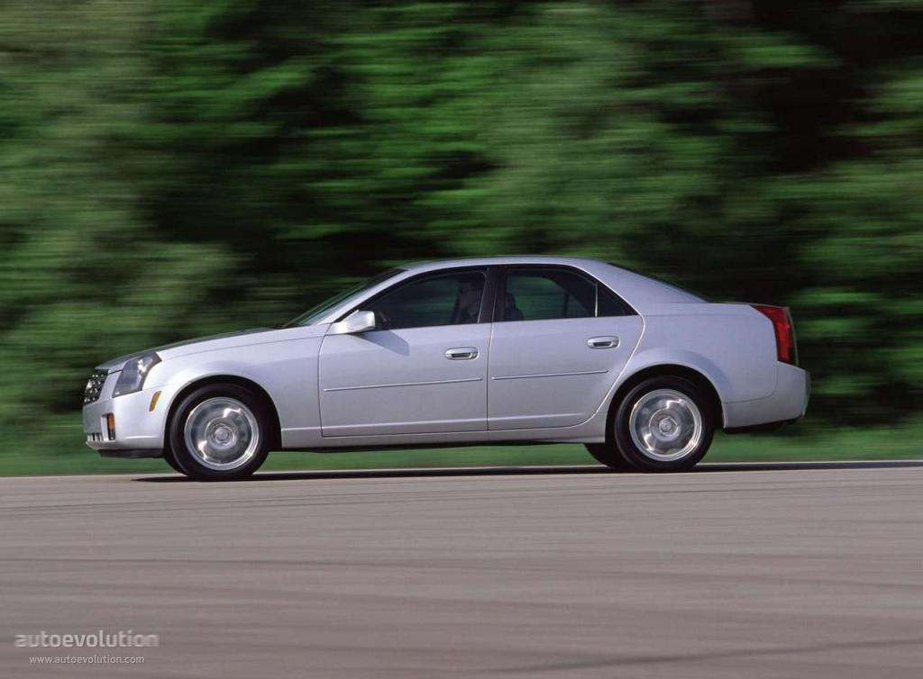 Cadillaccts on 2006 Cadillac Cts 2 8l
