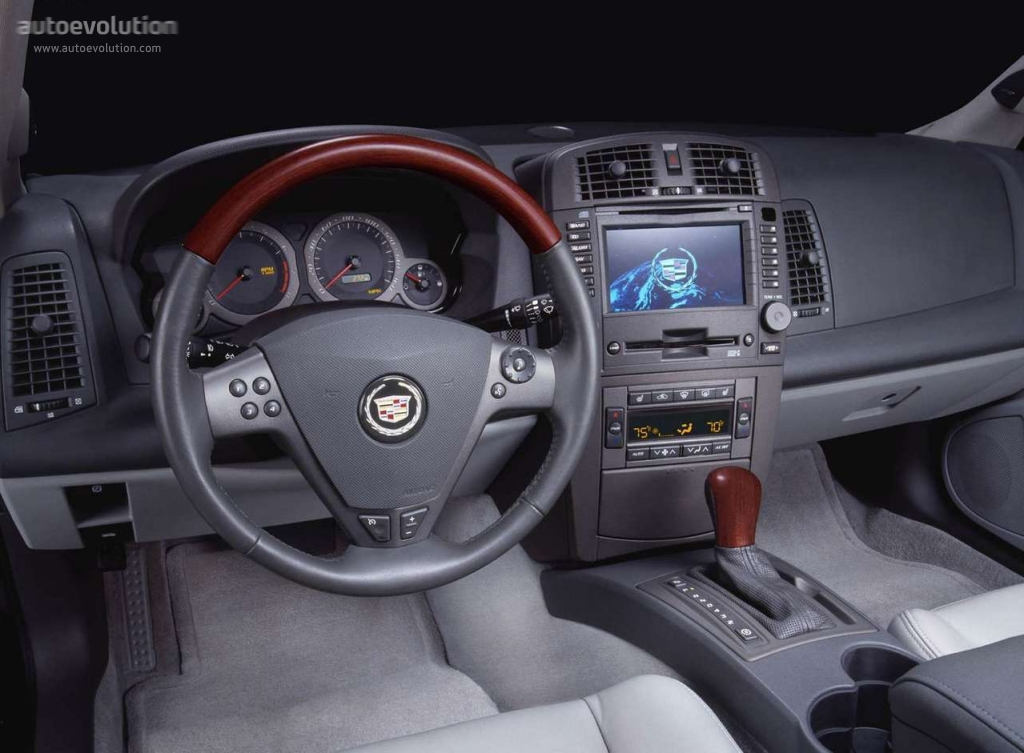 Cadillac Cts Specs Amp Photos 2002 2003 2004 2005 2006