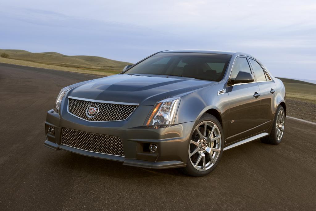 Cadillac Cts V Specs Photos 2008 2009 2010 2011 2012 2013