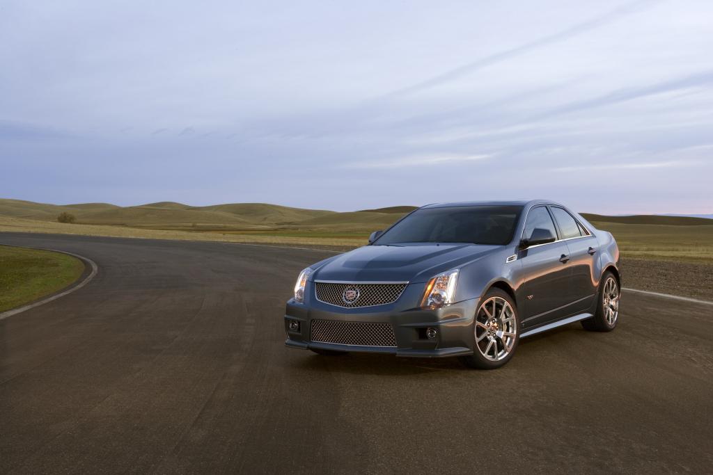 Cadillac cts v 2008 2009 2010 2011 2012 2013 2014 2015 autoevolution