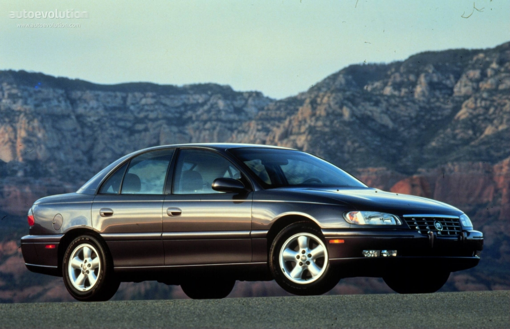CADILLAC Catera specs & photos - 1997, 1998, 1999, 2000 ...