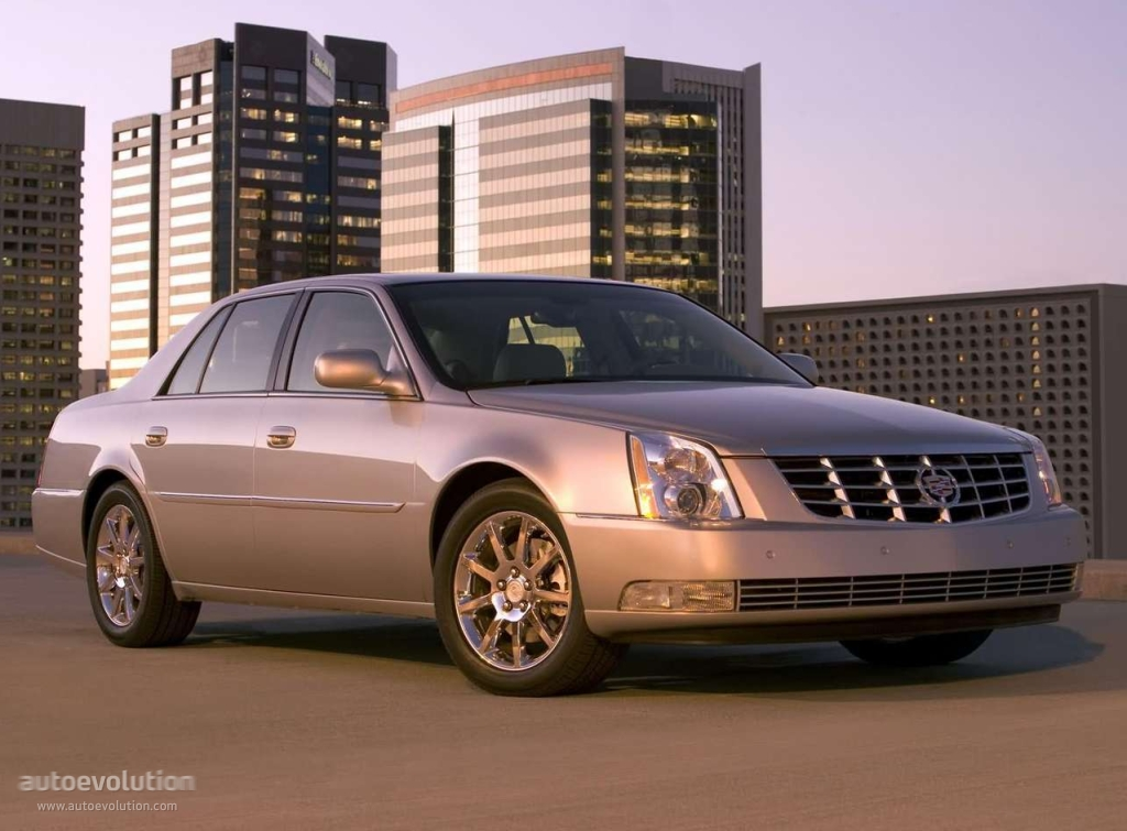 Cadillac Dts Specs Photos 2005 2006 2007 Autoevolution