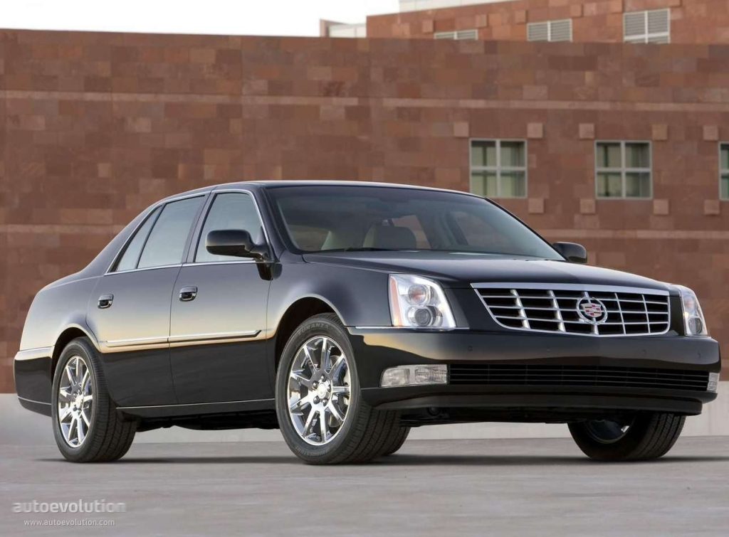 Cadillac Dts Specs Amp Photos 2005 2006 2007 Autoevolution