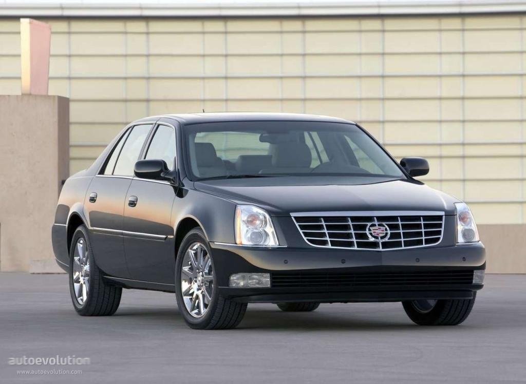 Cadillac Dts 2005 2006 2007 Autoevolution
