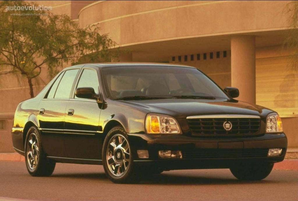 Cadillac Deville - 1999  2000  2001  2002  2003  2004  2005