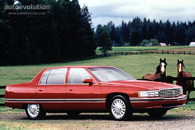 Cadillac Deville Specs Amp Photos 1994 1995 1996 1997
