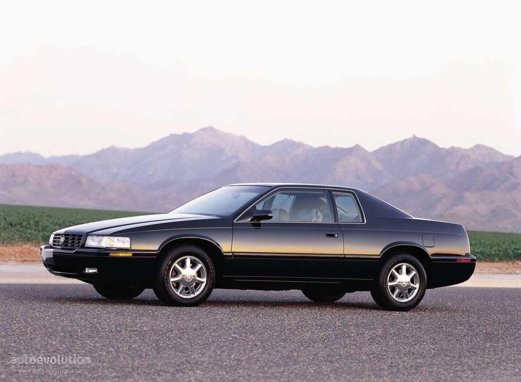 CADILLAC Eldorado specs - 1991, 1992, 1993, 1994, 1995, 1996, 1997