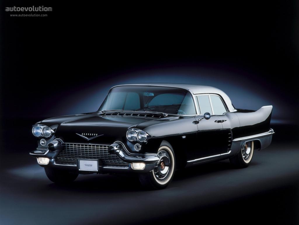 Cadillac Eldorado Brougham 1957 1958 1959 Autoevolution