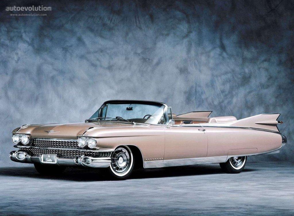 Cadillac Eldorado Convertible Specs Photos 1959 1960 1961