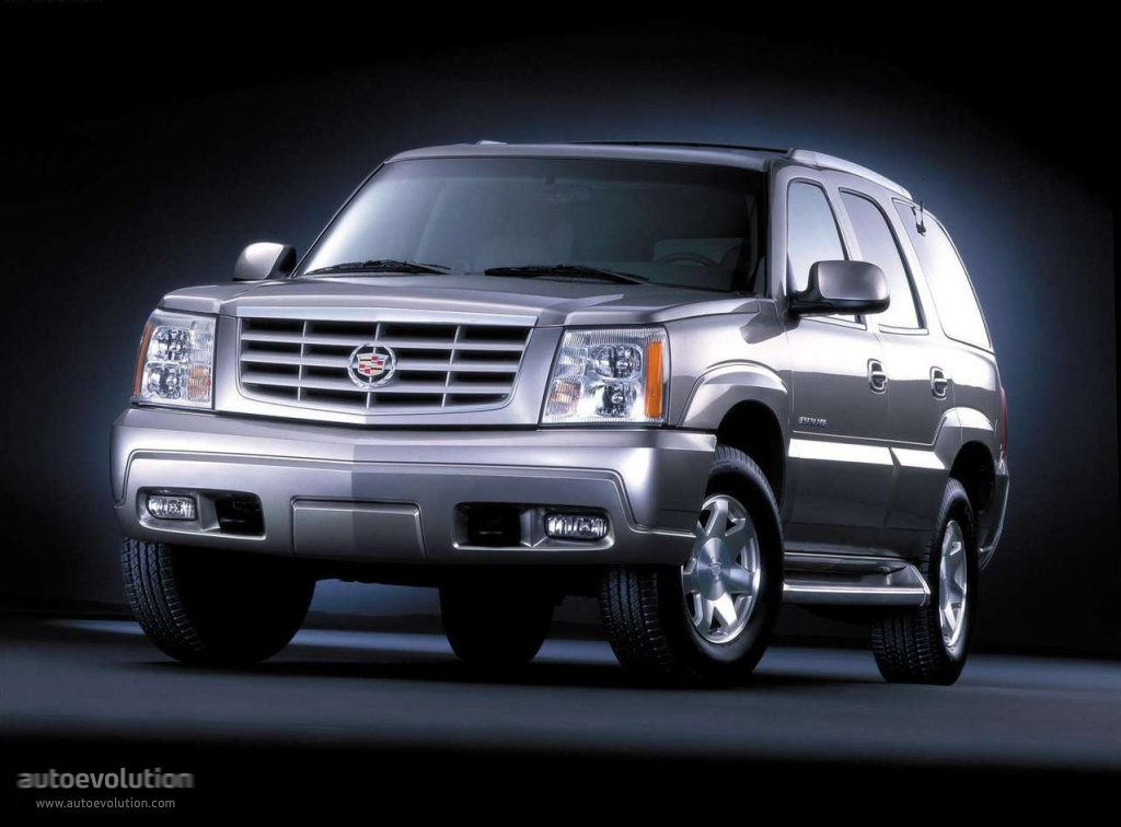 cadillac escalade specs photos 2000 2001 2002 2003 2004 2005 2006 autoevolution. Black Bedroom Furniture Sets. Home Design Ideas