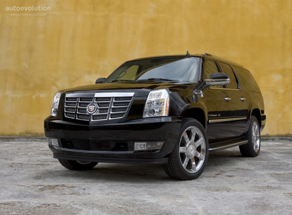 cadillac escalade esv specs photos 2006 2007 2008. Black Bedroom Furniture Sets. Home Design Ideas