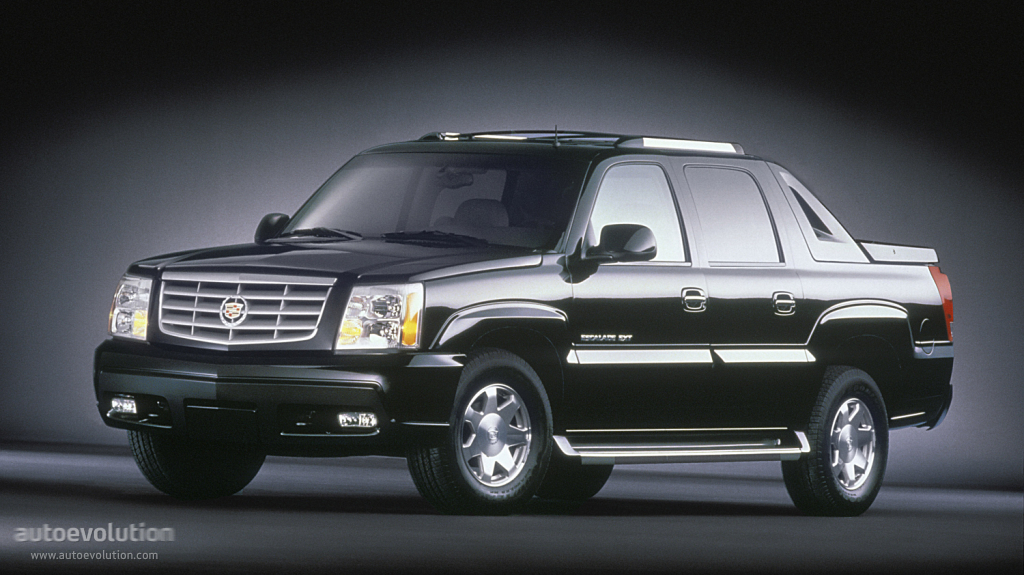 cadillac escalade ext specs 2001 2002 2003 2004 2005 2006 autoevolution. Black Bedroom Furniture Sets. Home Design Ideas