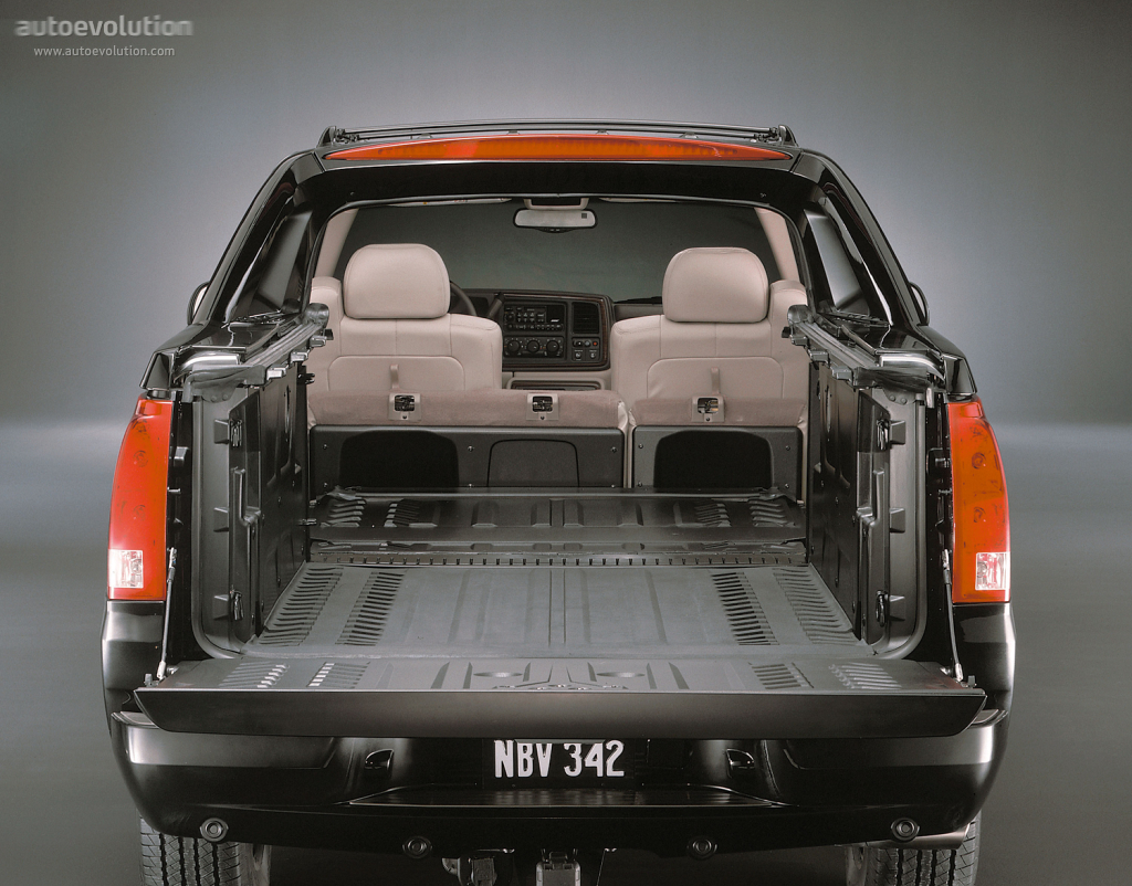 CADILLAC Escalade EXT specs & photos - 2001, 2002, 2003 ...