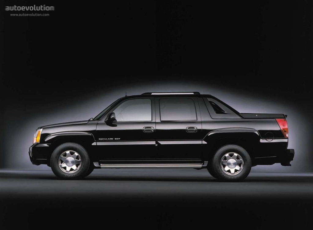 Cadillac Escalade Ext Specs Amp Photos 2001 2002 2003