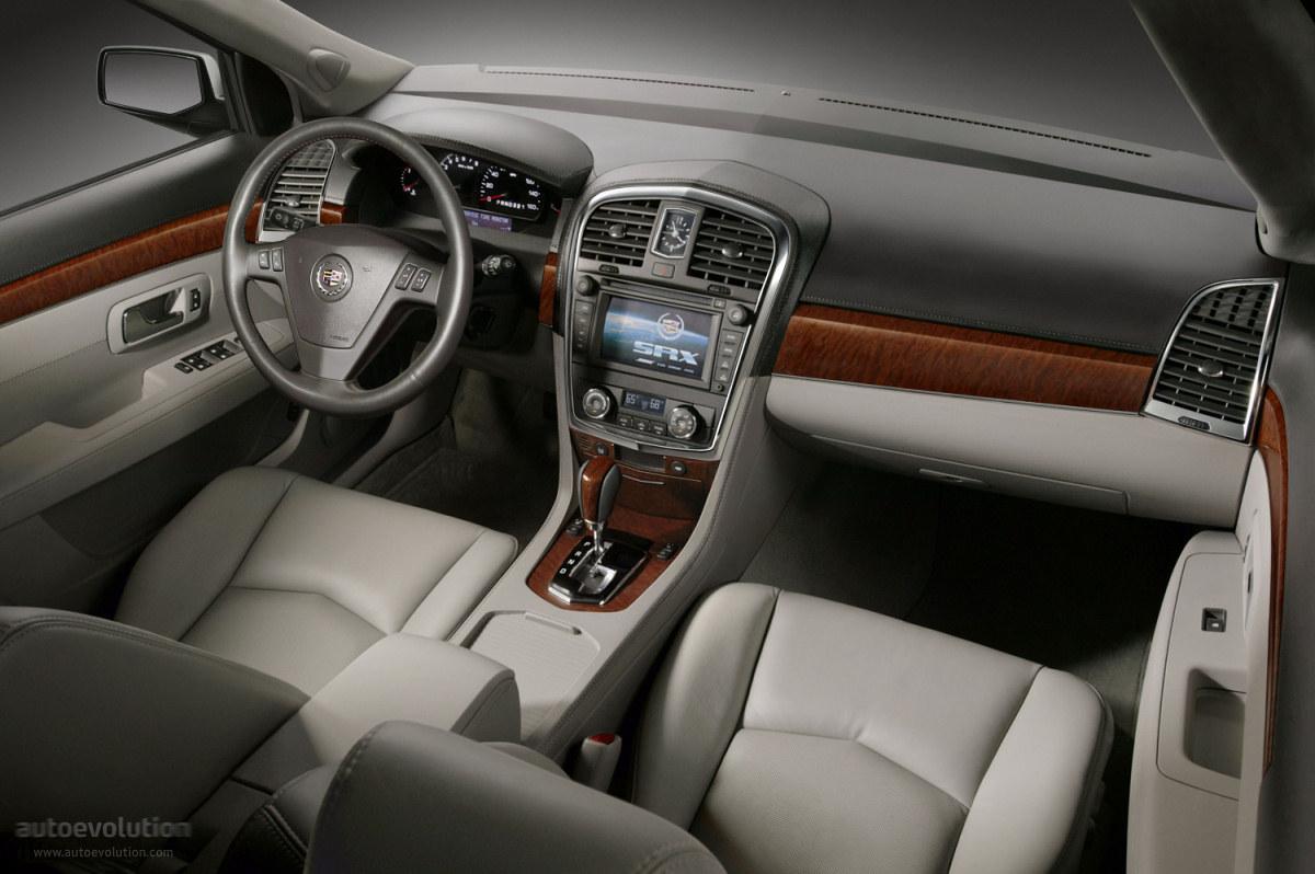 Cadillac Srx Specs 2005 2006 2007 2008 2009 2010