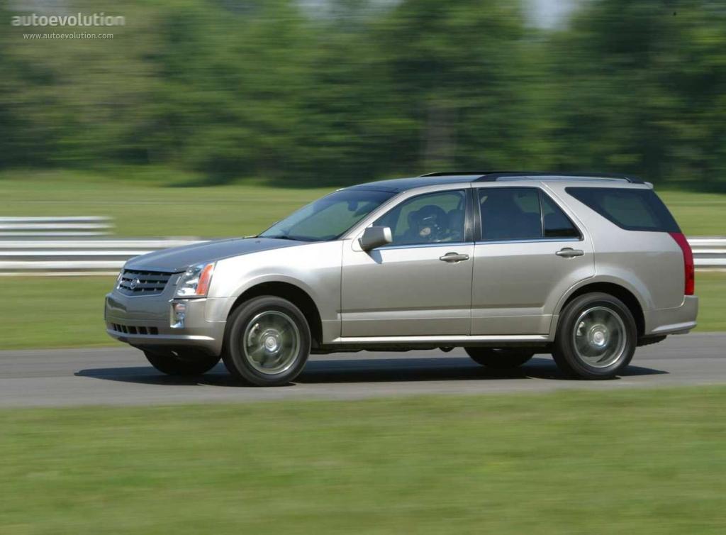 Cadillac Srx Specs  U0026 Photos