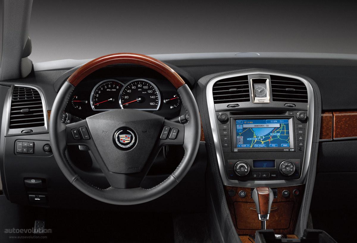 Cadillac Srx Specs Amp Photos 2005 2006 2007 2008 2009