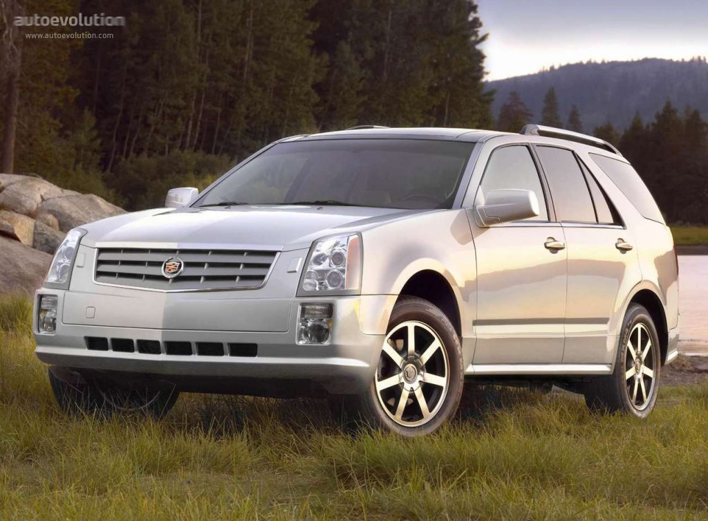 Cadillac Srx Specs