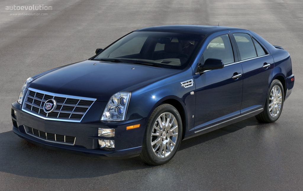 cadillac sts specs 2007 2008 2009 2010 autoevolution. Black Bedroom Furniture Sets. Home Design Ideas