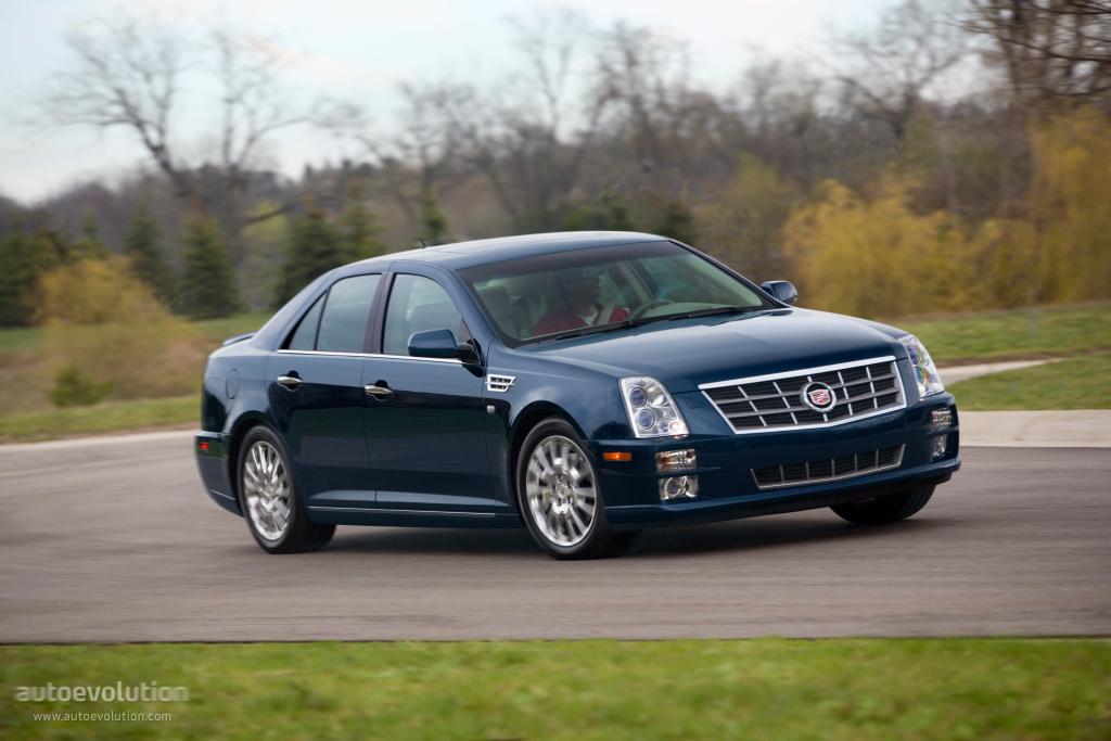 Cadillac Sts Specs 2007 2008 2009 2010 Autoevolution