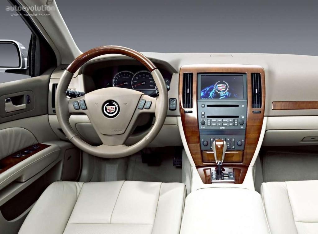 Cadillac Sts 2004 2005 2006 2007 Autoevolution