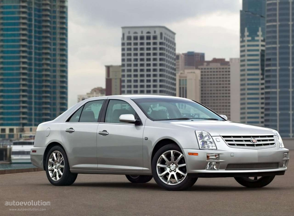 Cadillac Sts Specs Amp Photos 2004 2005 2006 2007