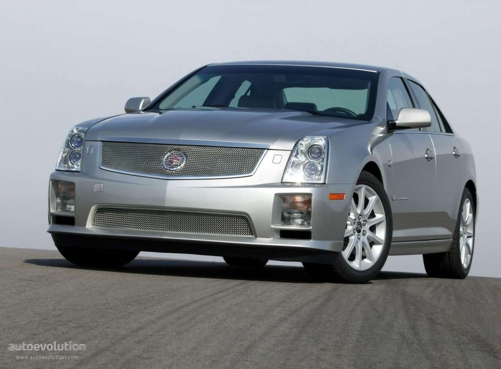 cadillac sts v specs 2006 2007 autoevolution. Black Bedroom Furniture Sets. Home Design Ideas