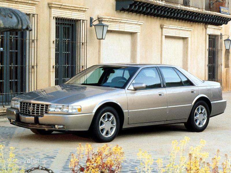 Cadillac Seville 1992 1997