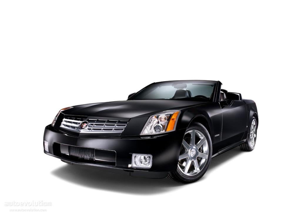 Cadillacxlr