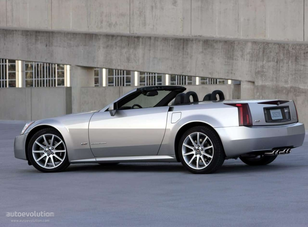 cadillac xlr v specs 2005 2006 2007 autoevolution. Black Bedroom Furniture Sets. Home Design Ideas
