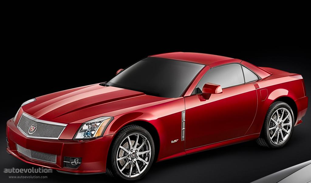 Cadillac Xlr V Specs 2008 2009 2010 2011 Autoevolution