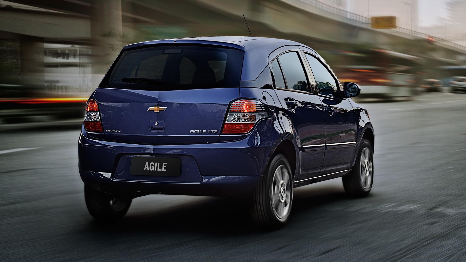 CHEVROLET Agile - 2009, 2010, 2011, 2012, 2013 - autoevolution