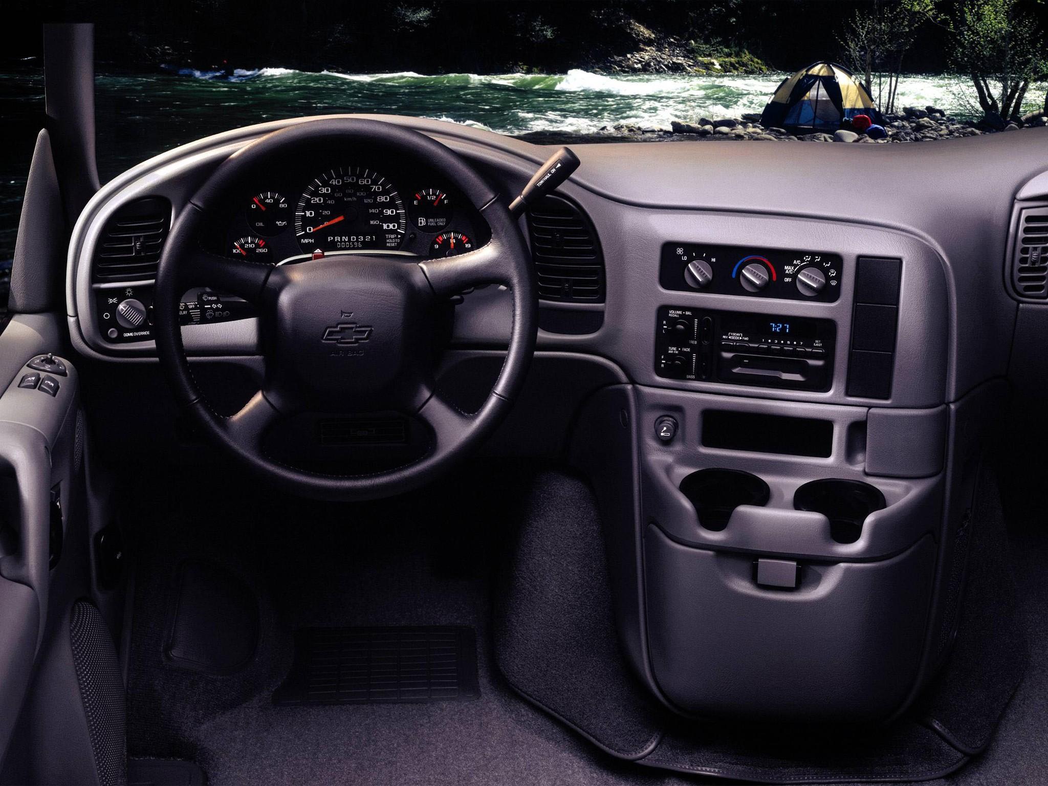 General Auto Parts >> CHEVROLET Astro - 1994, 1995, 1996, 1997, 1998, 1999, 2000 ...