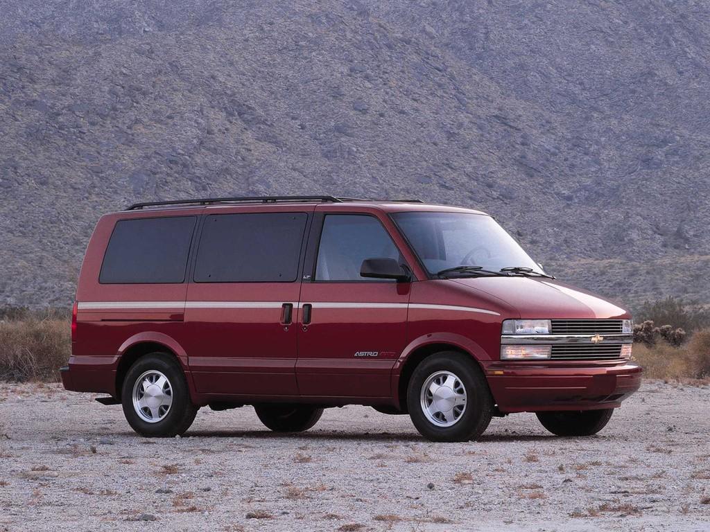 CHEVROLET Astro specs - 1994, 1995, 1996, 1997, 1998, 1999, 2000 ...