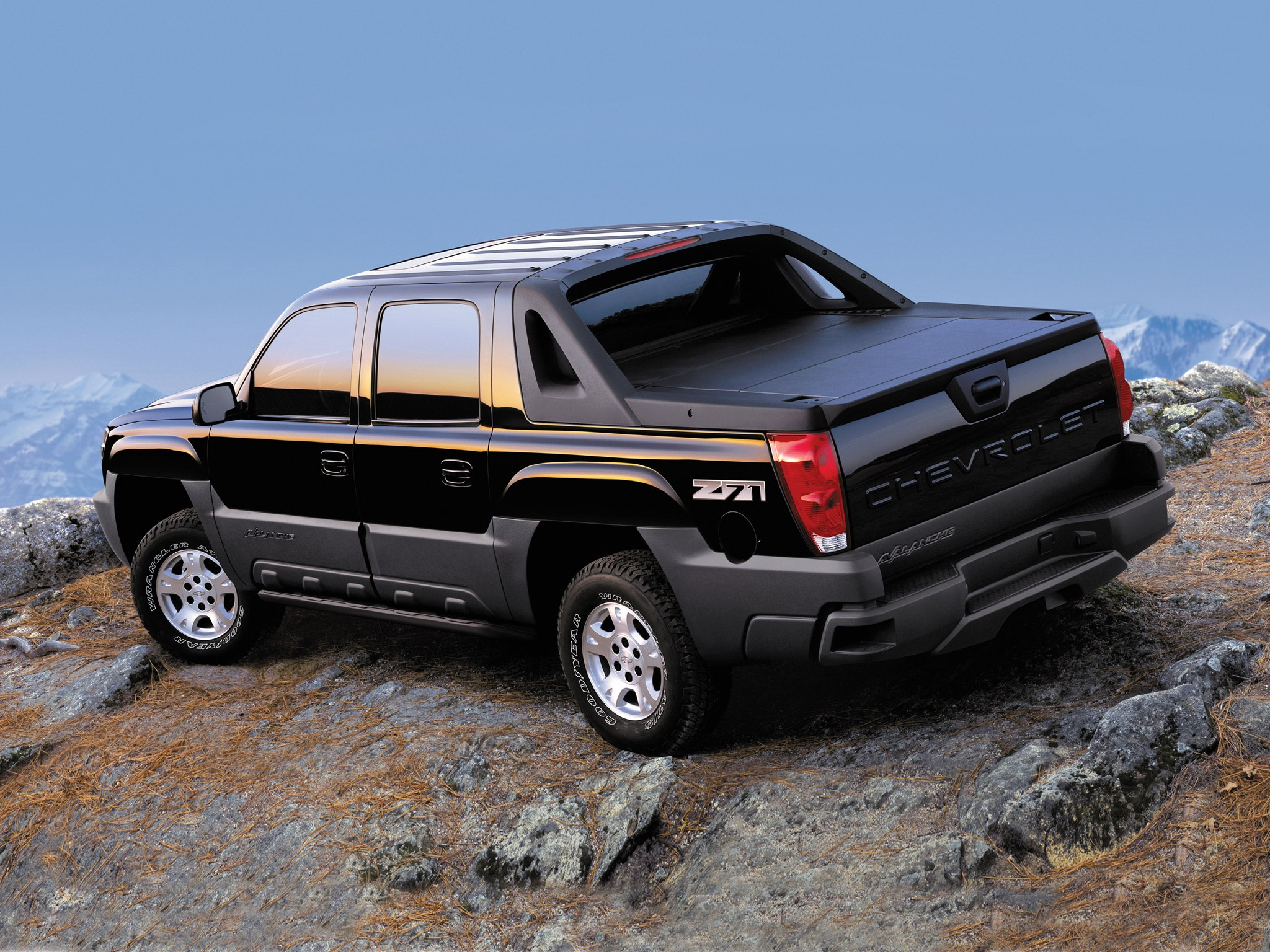 Chevrolet avalanche 2001 2002 2003 2004 2005 2006 autoevolution