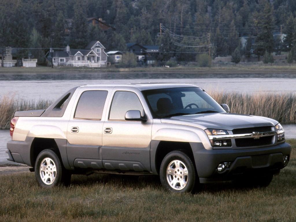 Chevrolet Avalanche 2016 >> CHEVROLET Avalanche specs - 2001, 2002, 2003, 2004, 2005, 2006 - autoevolution