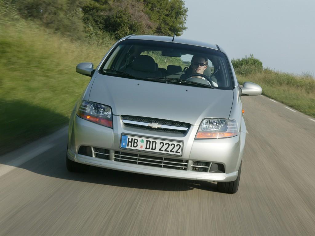 Chevrolet Aveo Kalos 3 Doors Specs Photos 2004 2005 2006