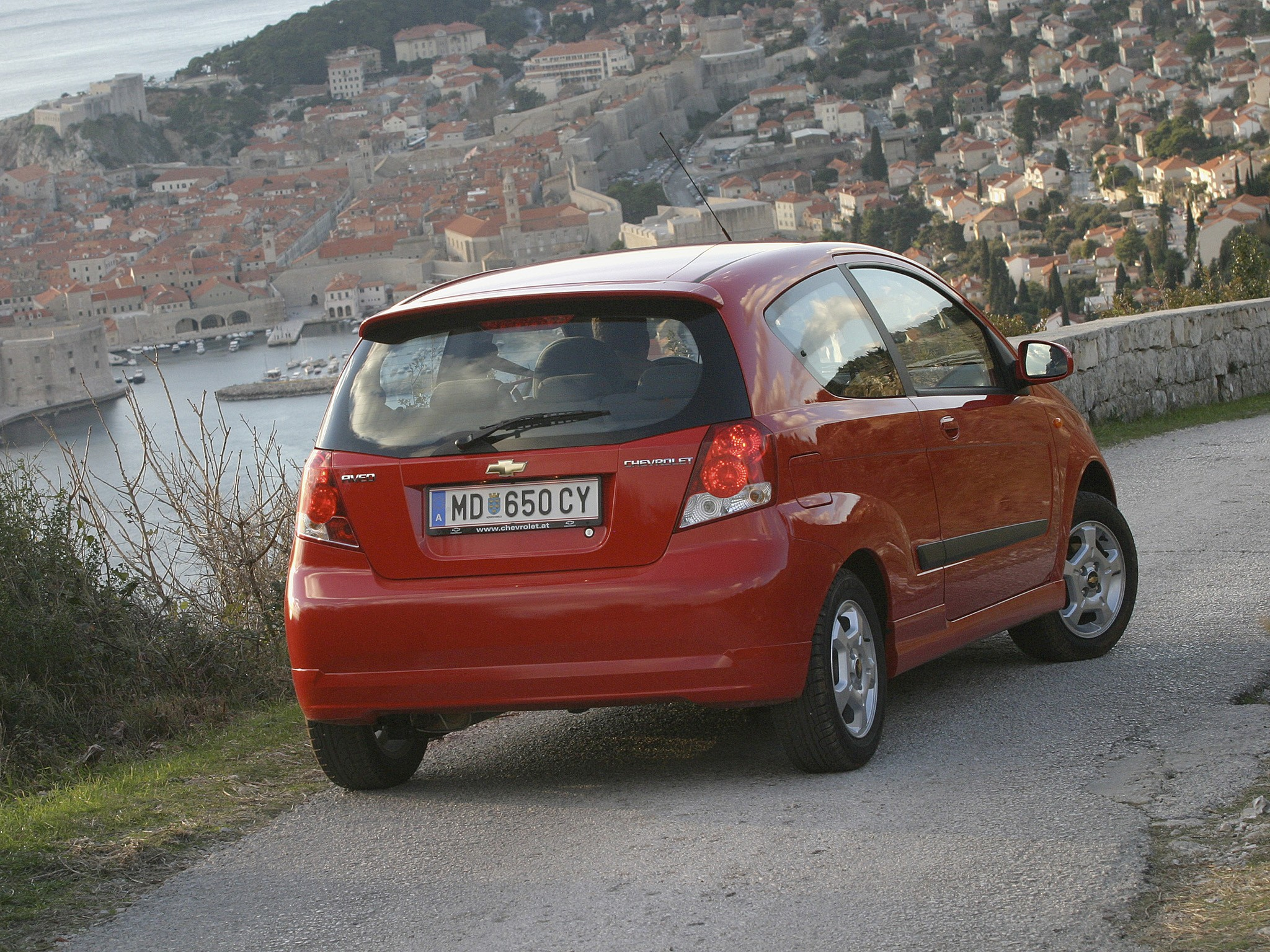 CHEVROLET Aveo/Kalos 3 Doors specs & photos - 2004, 2005 ...
