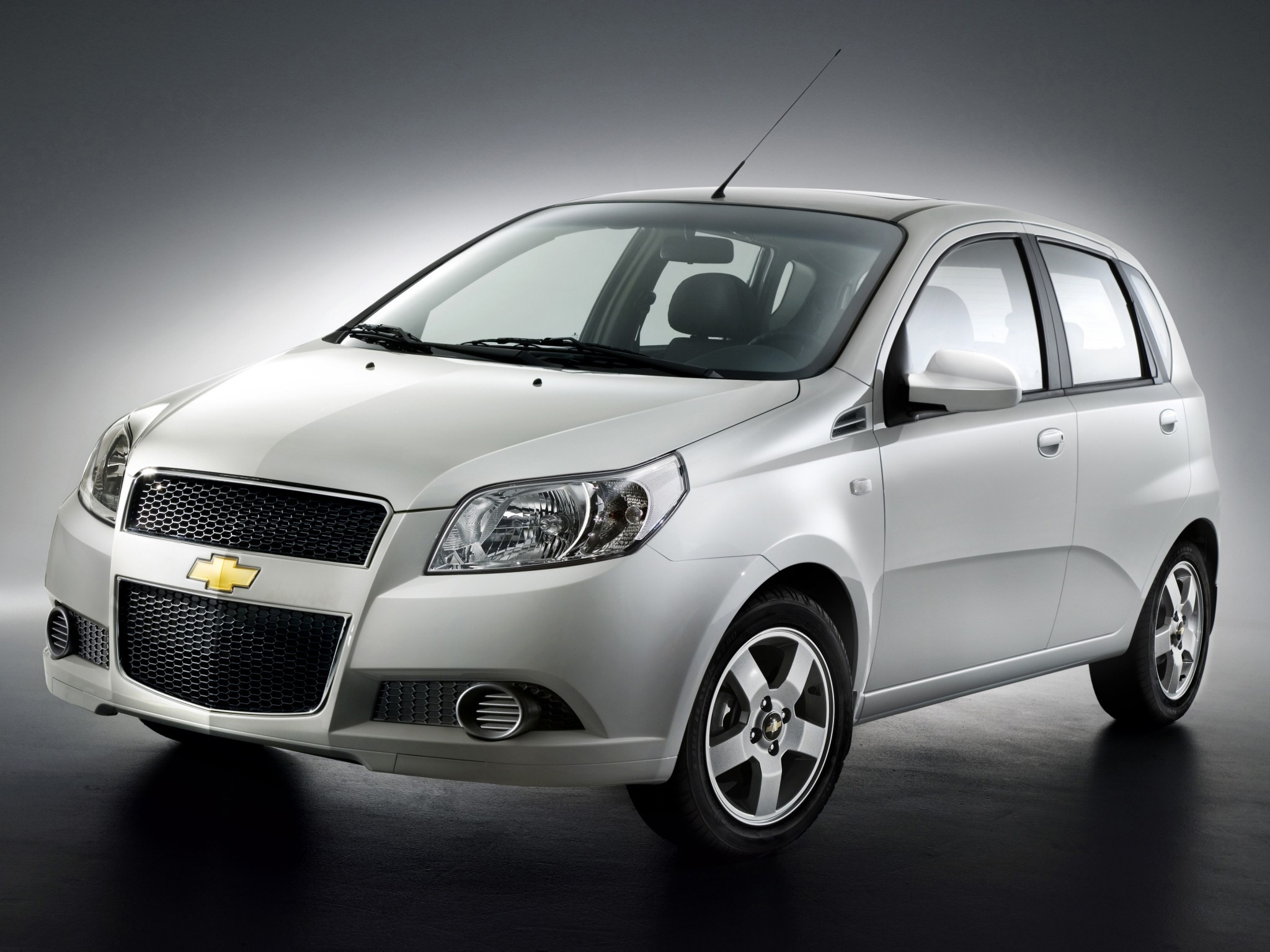 chevrolet aveo kalos 5 doors specs 2005 2006 2007. Black Bedroom Furniture Sets. Home Design Ideas