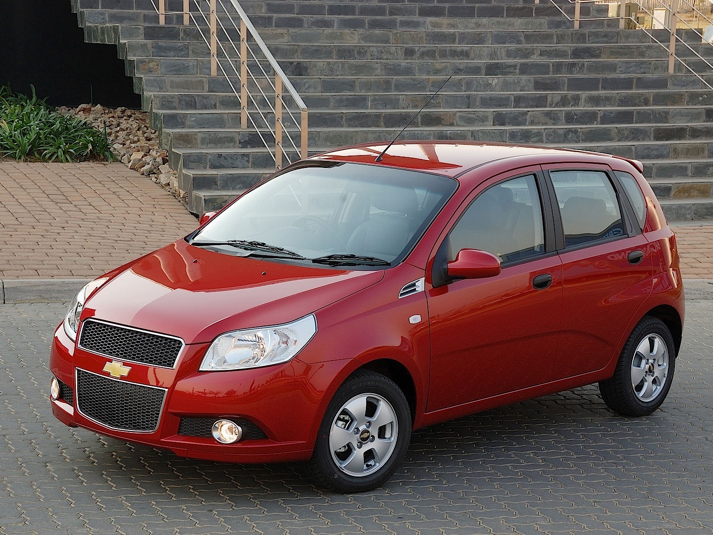 Chevrolet Aveo Kalos 5 Doors Specs Photos 2008 2009 2010