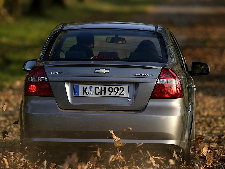 Chevrolet chevrolet 2006 aveo : CHEVROLET Aveo/Kalos Sedan specs - 2005, 2006, 2007, 2008, 2009 ...