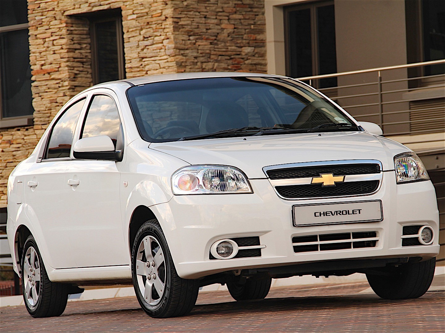 European Auto House >> CHEVROLET Aveo/Kalos Sedan specs & photos - 2005, 2006 ...