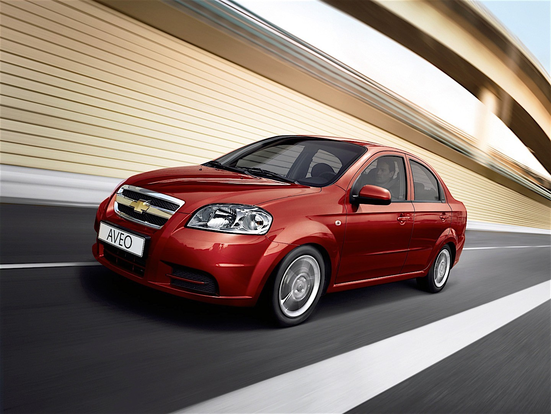 Chevrolet Aveo Kalos Sedan