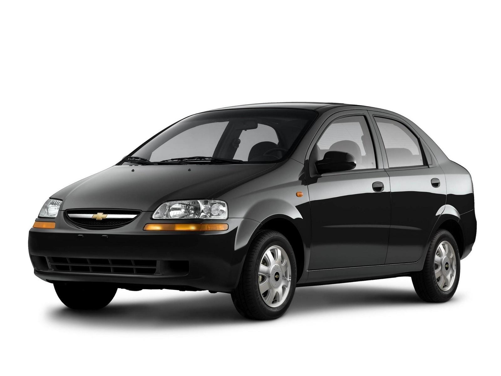 CHEVROLET Aveo/Kalos Sedan - 2004, 2005, 2006 - autoevolution