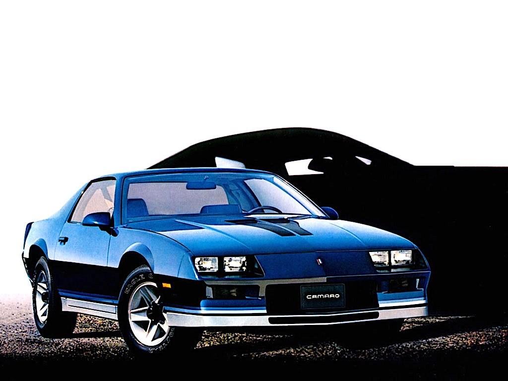 CHEVROLET Camaro specs - 1982, 1983, 1984, 1985, 1986, 1987, 1988 ...