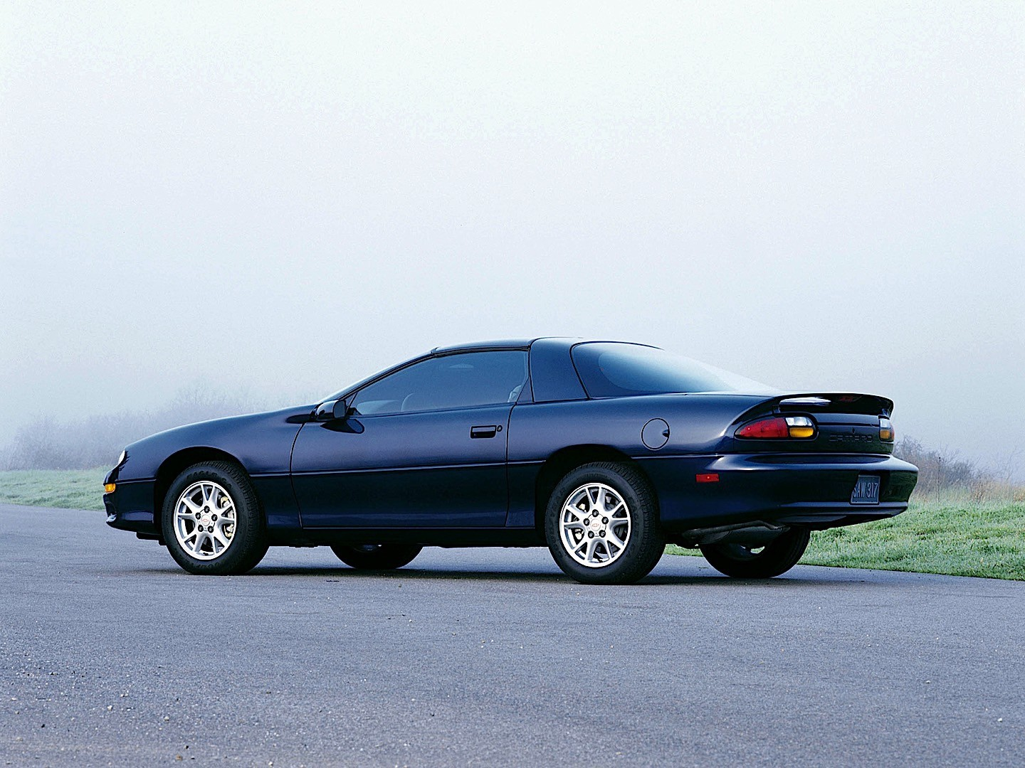 1993 chevrolet camaro z28 review