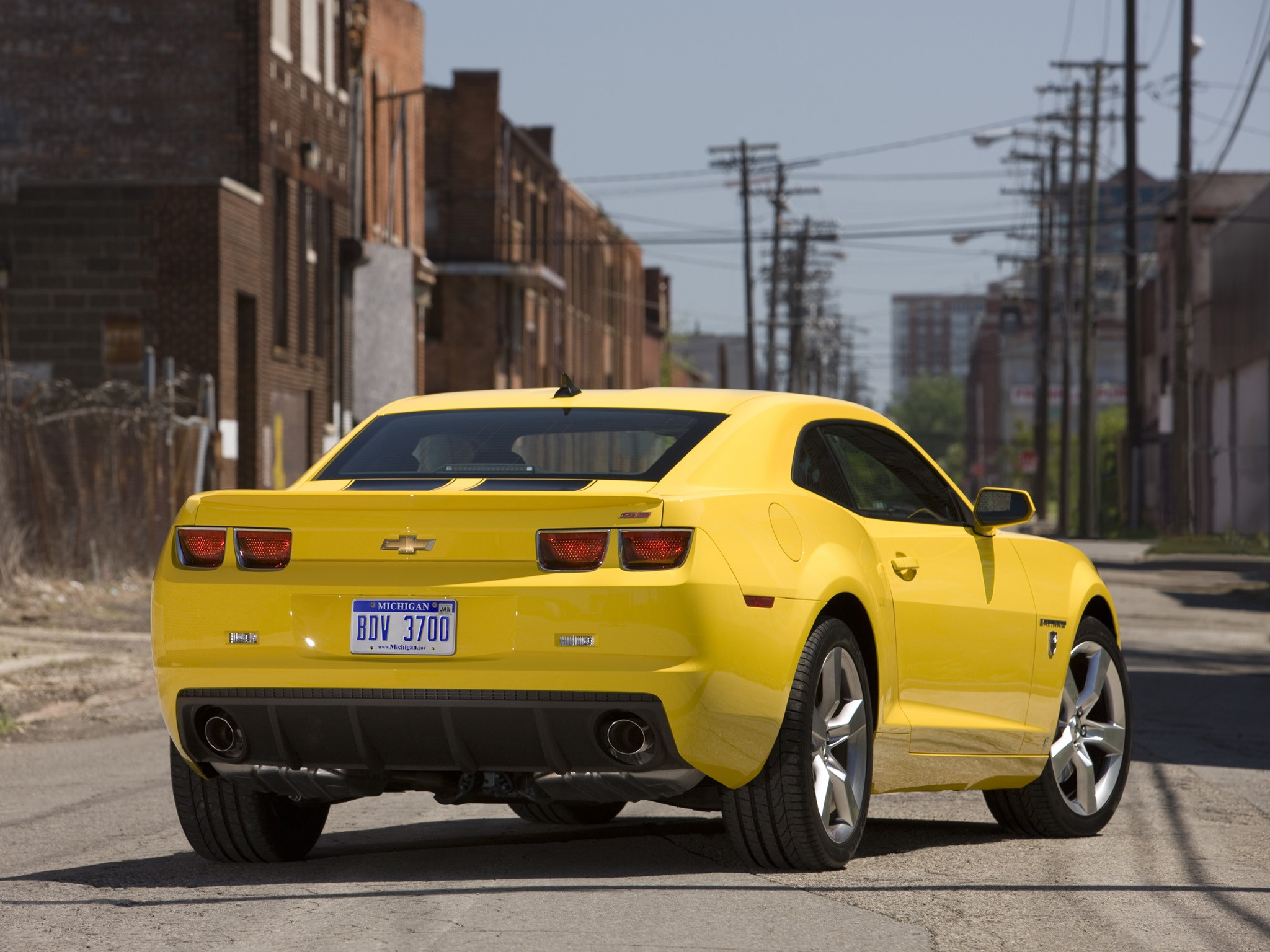CHEVROLET Camaro specs & photos - 2009, 2010, 2011, 2012 ...