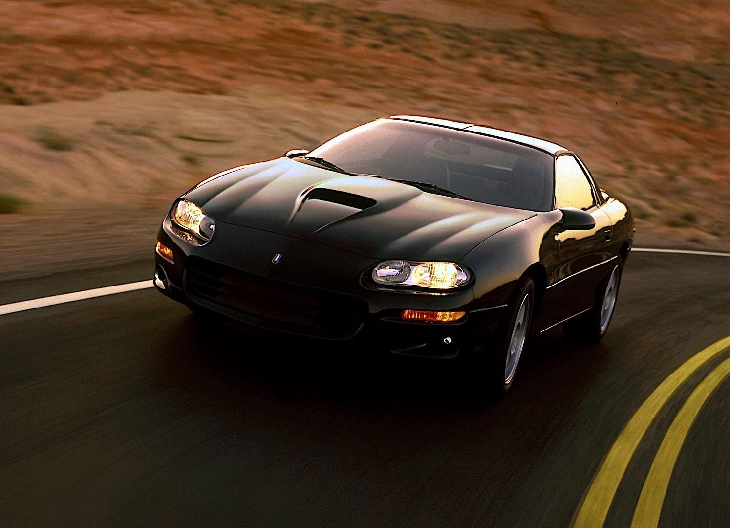 CHEVROLET Camaro Super Sport specs & photos - 1997, 1998 ...